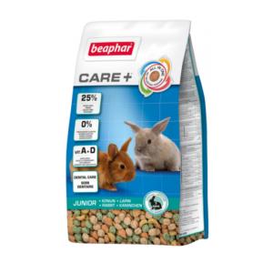 Care+ Rabbit Junior - karma Super Premium dla młodych królików BEAPHAR
