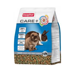 Care+ Rabbit Senior - karma Super Premium BEAPHAR 1,5KG