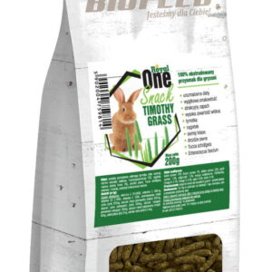 ROYAL ONE SNACK - PRZYSMAK TYMOTKA BIOFEED 200G