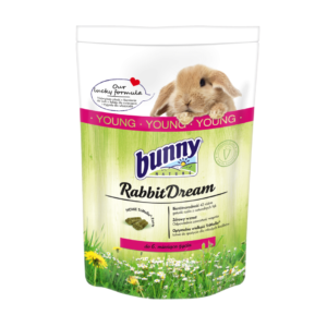 RABBIT DREAM YOUNG BUNNY NATURE 750G