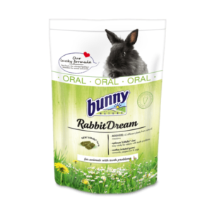 RABBIT DREAM ORAL BUNNY NATURE 750G