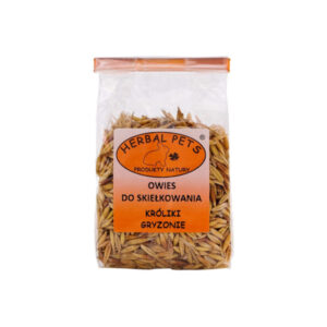 OWIES DO SKIEŁKOWANIA HERBALPETS 100G
