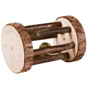 Rolka, drewno trixie 7×5 cm