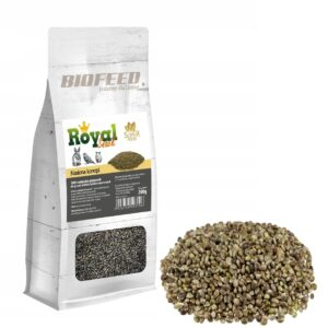 ROYAL ONE SNACK - NASIONA KONOPI BIOFEED 200G
