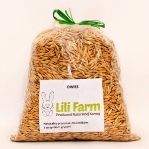 OWIES DO SKIEŁKOWANIA LILI FARM 300G