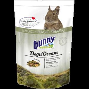 DEGU DREAM BASIC BUNNY NATURE 1,2KG